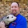 Mr. B and Julio the Opossum