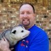 Mr. B and Julio the Opossum