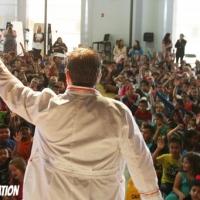 Professor Brainius School Assembly