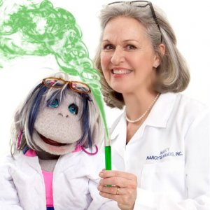 Nancy Burks Worcester - Ventriloquist/Storyteller