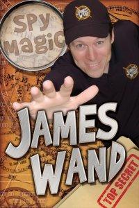 James Wand Spy Magic!