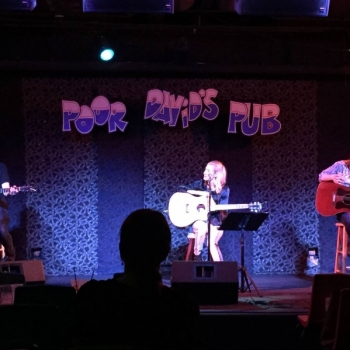 Songwriter Round at Poor David's Pub