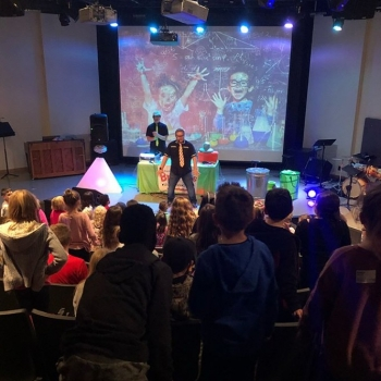 Church Shows and Children's Ministry
